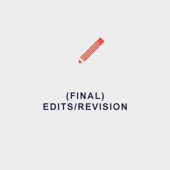 (eind)redactie